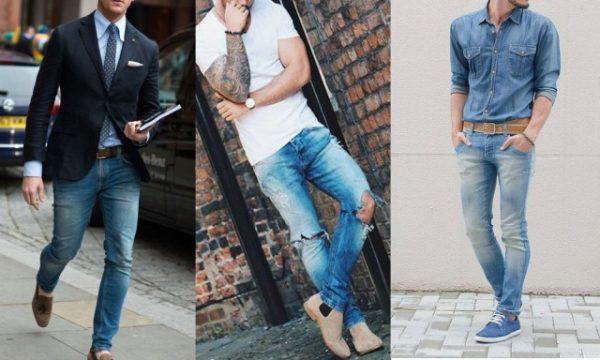 calça-jeans