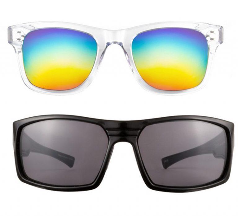 d0cb37b65 Só evite óculos muito largos, grandões, pois farão seu rosto parecer ainda  menor. Os modelos aviadores são um belo coringa pra você.