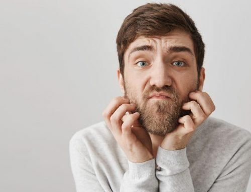 Barba irritada? A gente dá o papo!