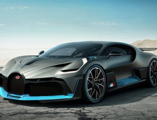 Tem 24 milhões pra dar num carro? Então conheça o Bugatti Divo