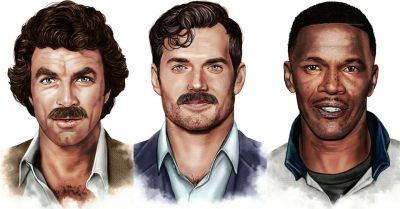 a historia do bigode