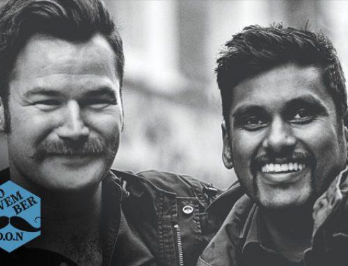 Você já ouviu falar no Movember?