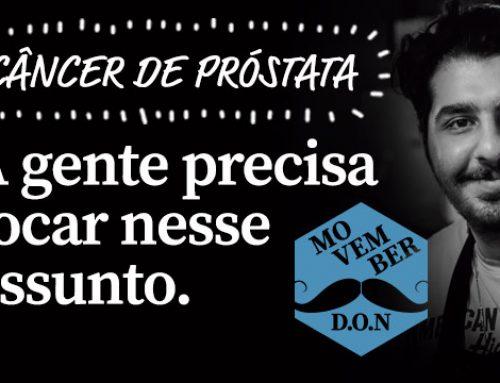 Papo de Homem: Câncer de Próstata.